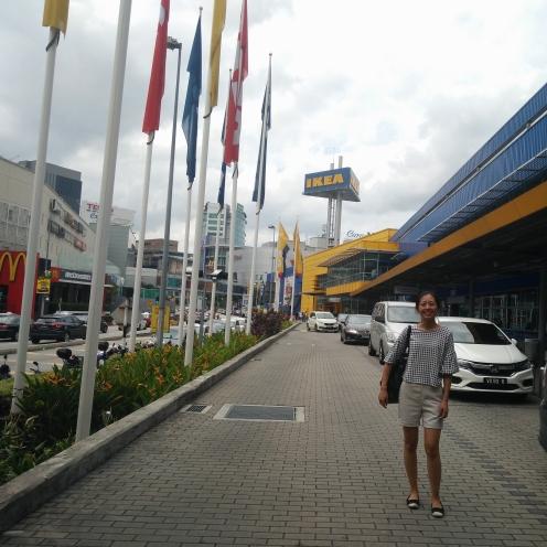 Visit to IKEA