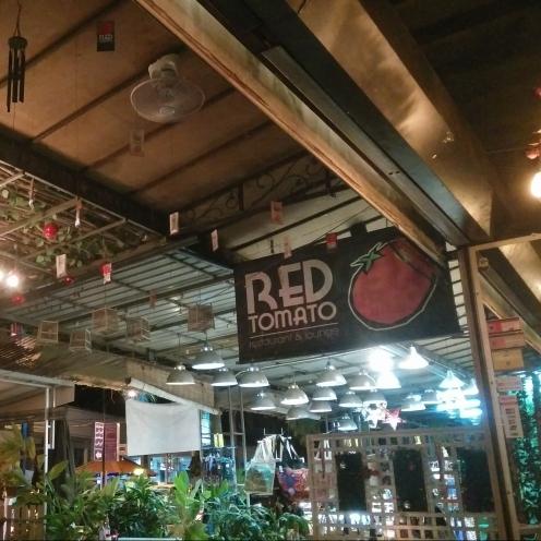 Red Tomato @ Jalan Pantai Cenang