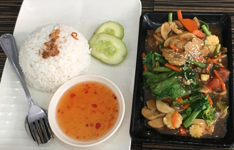 Yummy Food at Oriental Village